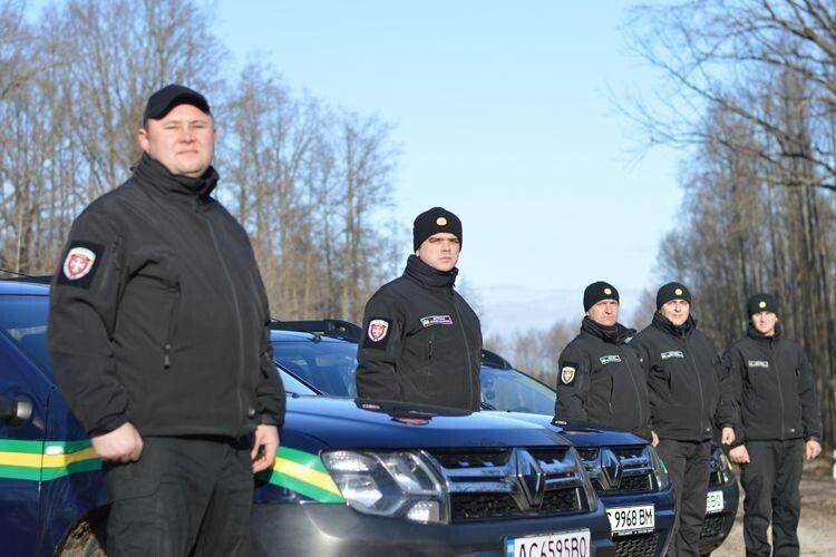 Як інад чим працює «лісова поліція»
