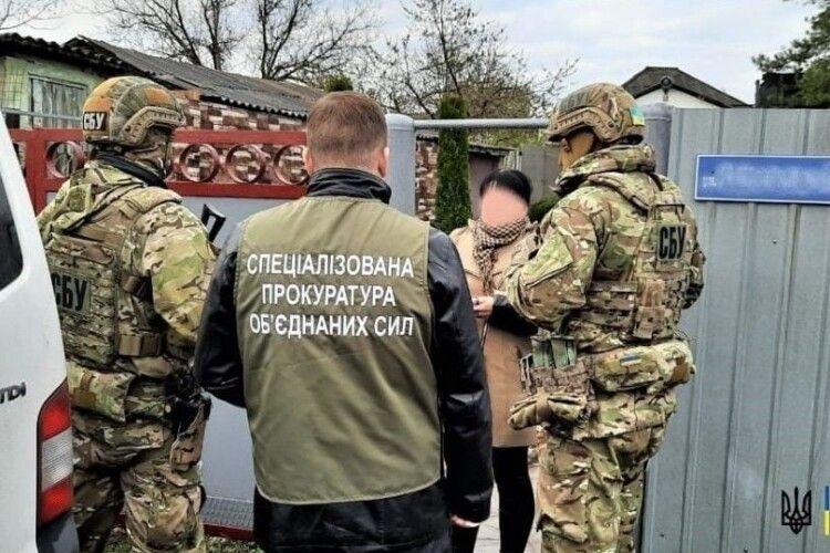 У зоні  ООС викрили терористичну групу, яка мала розпилити хлор в місці дислокації військових