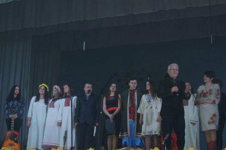 Аматорський театр «Відродження» здобув право називатися іменем засновника  Богдана Берези