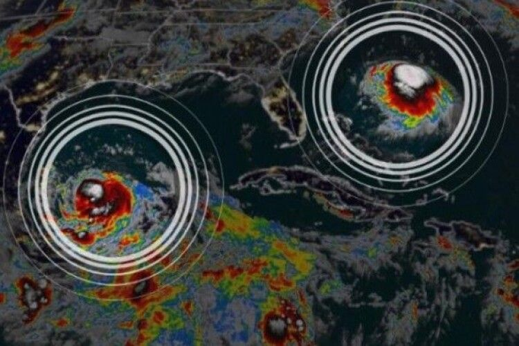 На Мексику обрушився тропічний ураган третьої категорії, є загроза затоплення