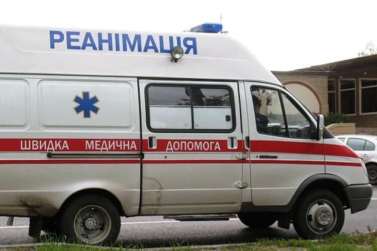 Потерпілого від вибуху у Луцьку госпіталізовано