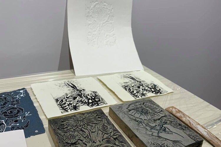 У Луцьку відкрився коворкінг-центр, де кожен може стати митцем