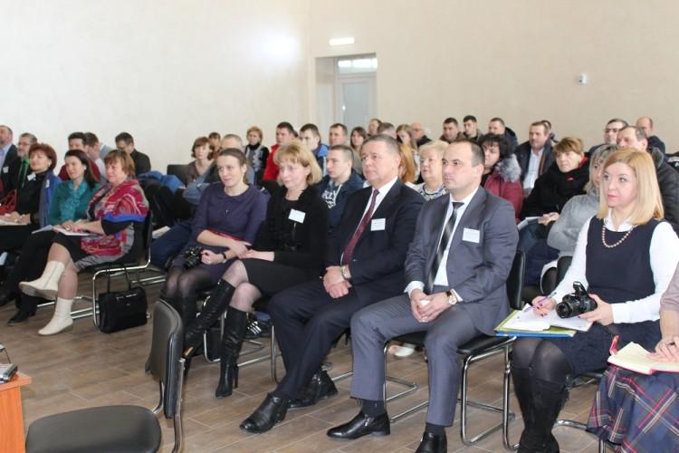 Село Хорохорин ініціювало і провело важливу конференцію
