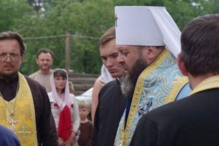 Синод покарав волинського митрополита за святкування Різдва 25 грудня