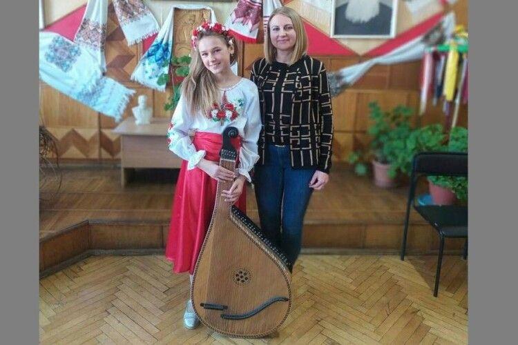 Турійські музиканти вдало виступили на обласному конкурсі