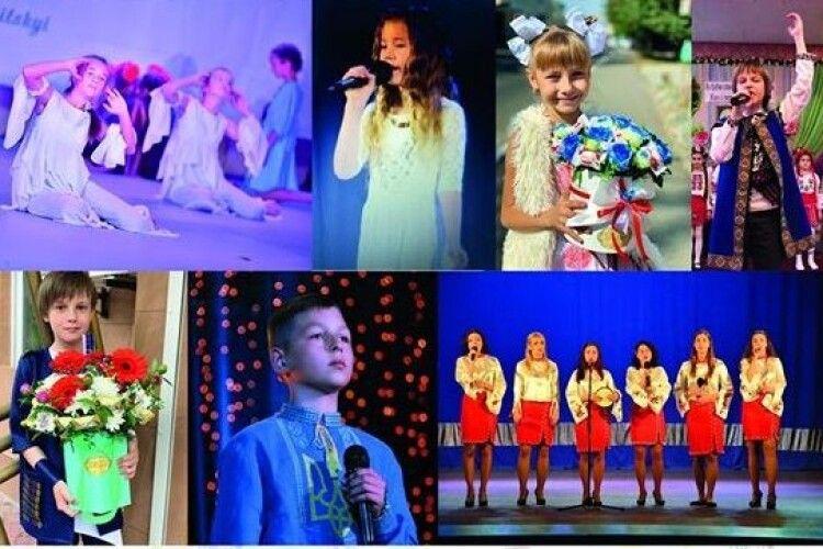 Лучанка стала лауреаткою міжнародного конкурсу «Талановиті діти України»
