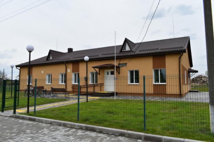 В селі Нуйно Камінь-Каширського району незабаром запрацює нова амбулаторія
