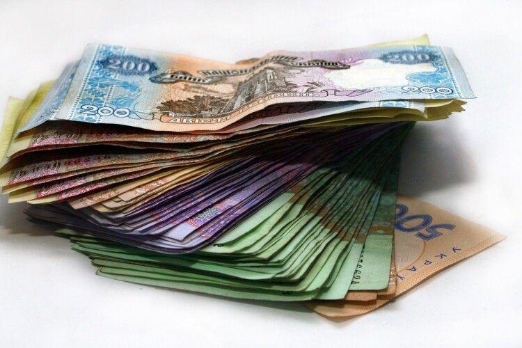 Які громади Луцького району мають найбільше грошей