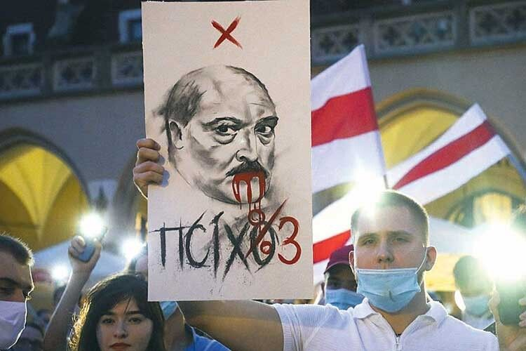 Недай Бог, щоб нам, українцям, довелося бачити, якПутін «рятує» Білорусь. Щоденник Галини СВІТЛІКОВСЬКОЇ