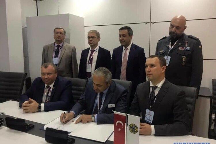 Україна постачатиме Туреччині танкові ракети «Конус»