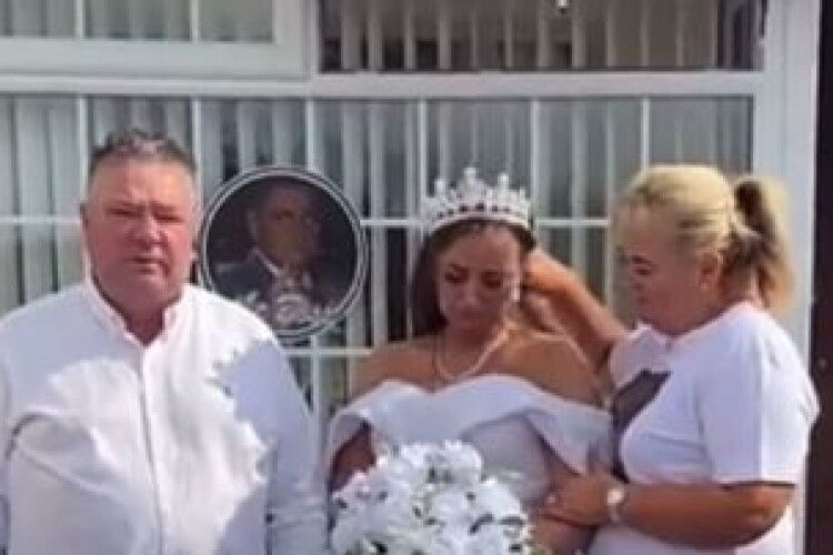 Чоловік загинув за кілька годин до весілля