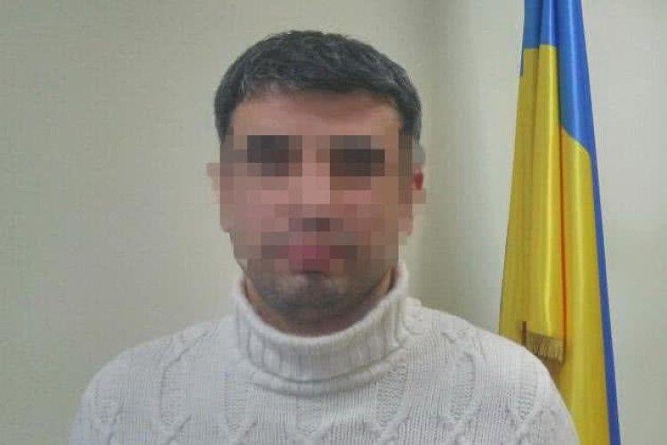 Затримали кримського зрадника – «екс-заступника міністра спорту»