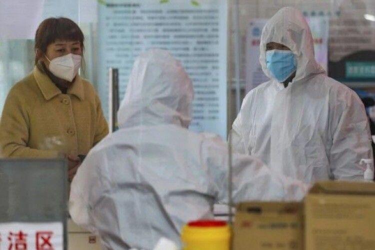 Китай дав попередню згоду на евакуацію українців з ураженого коронавірусом Уханя