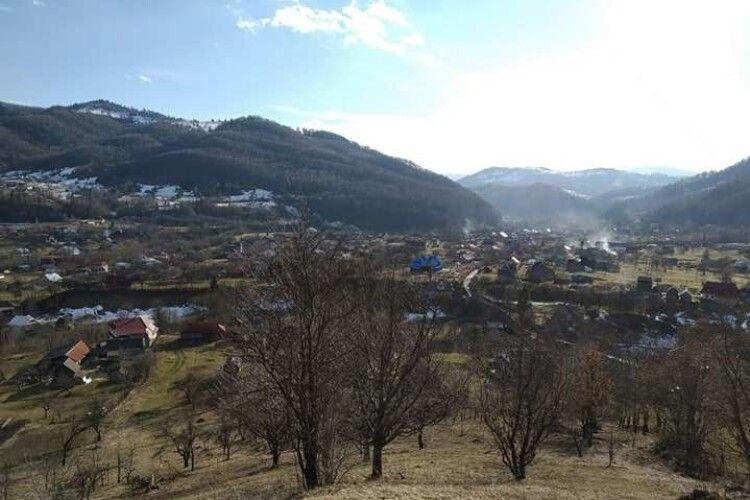 На Прикарпатті зафіксували вкрай рідкісне явище для зими (Фото)