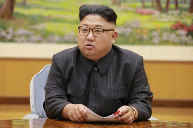 Кім Чен Ин запросив президента Південної Кореї відвідати Пхеньян