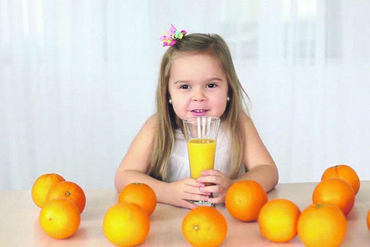 «Кому апельсини? Кому вітаміни?»