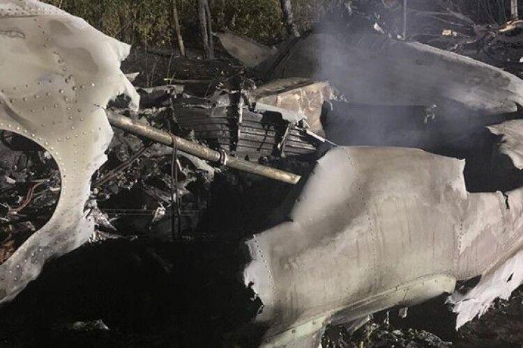 Курсанта, який вижив у катастрофі АН-26, можуть виписати найближчими днями