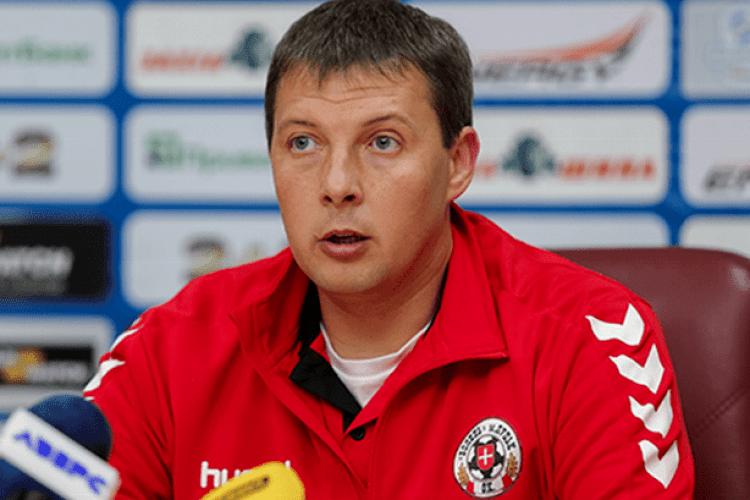 Головний тренер луцької «Волині» Андрій Тлумак захворів на коронавірус