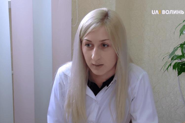 Луцька сімейна лікарка стала заслуженим лікарем України