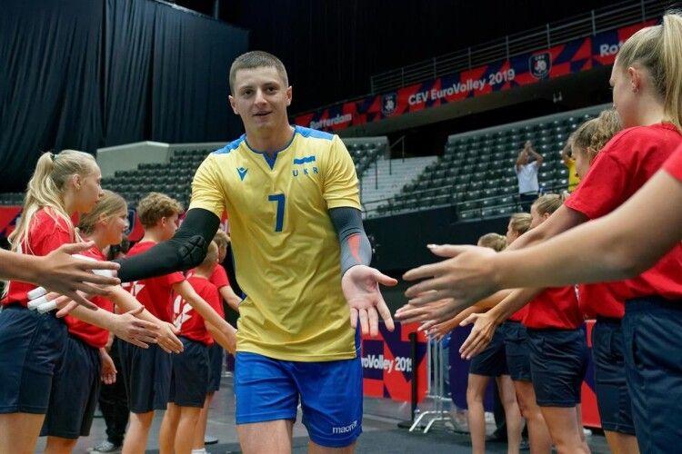 Волейбол: екскажан Брова здивував своїм трансфером