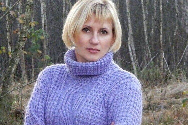 Незламна волинянка потрапила у фінал всеукраїнського конкурсу