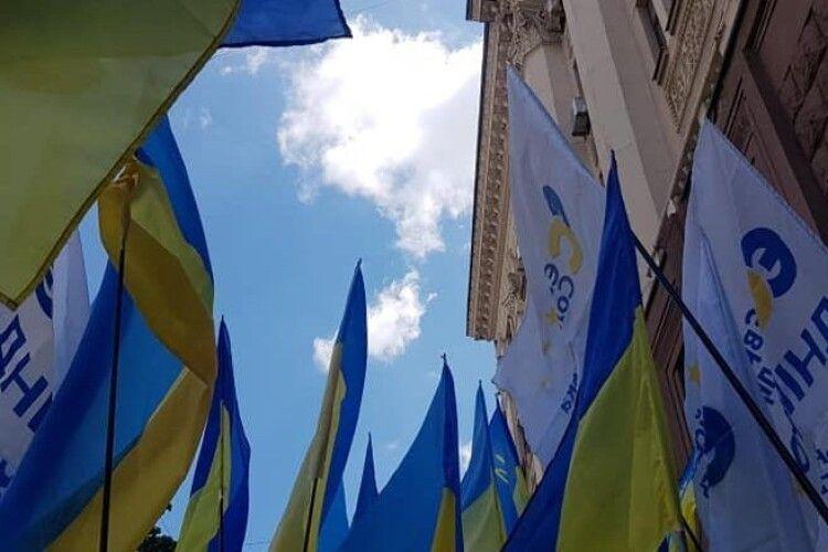 Більше 200 місцевих рад по всій Україні підтримали ініціативу «Європейської Солідарності» про захист людей