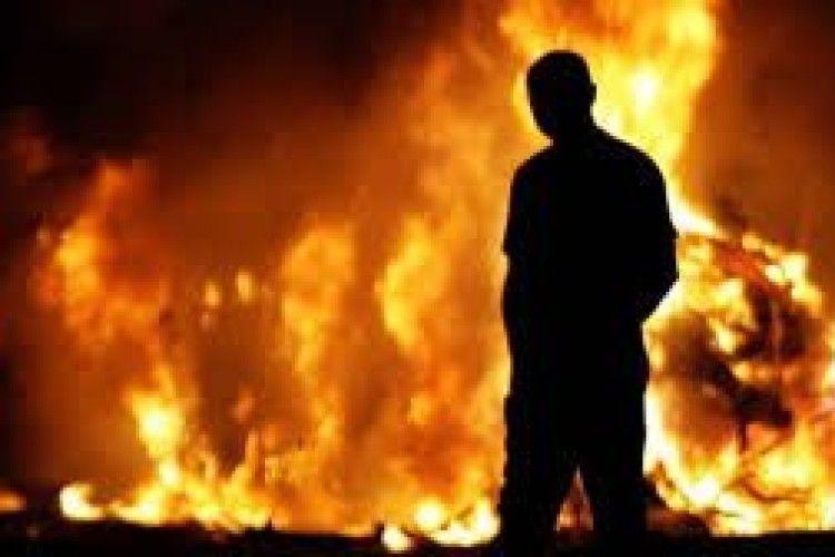 На Горохівщині  молодик намагався спалити Дім молитви