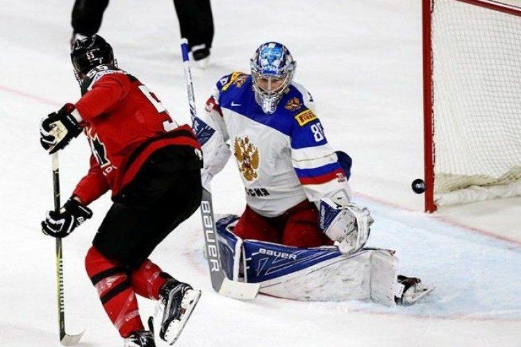Тримаємо кулаки за канадців – аби зробили з росіян якнайкращу відбивну на ЧС з хокею!