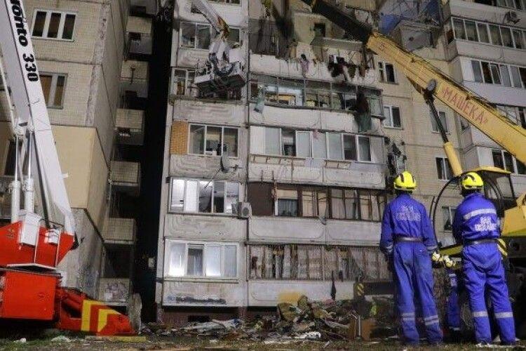 Рятувальники виявили тіло п'ятого загиблого