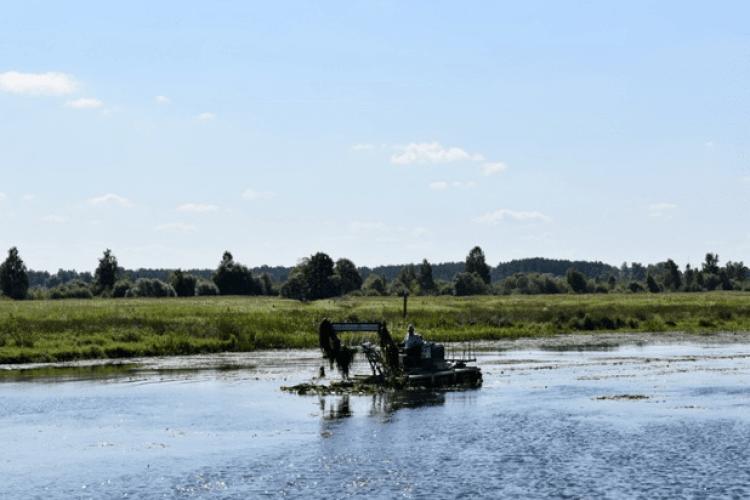 Як в одному з волинських районів готують водойми до регати