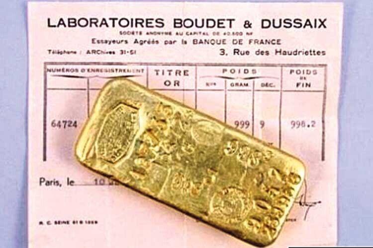 Діти знайшли ушафі покійної бабусі золото