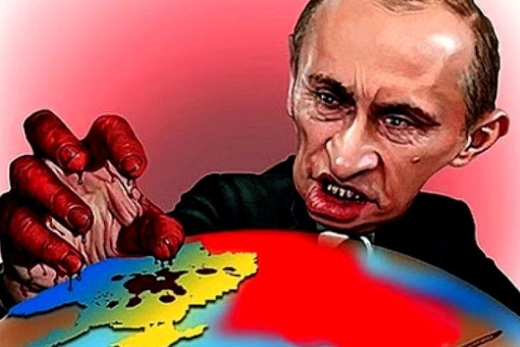 Що готує Путін для України в 2018 році