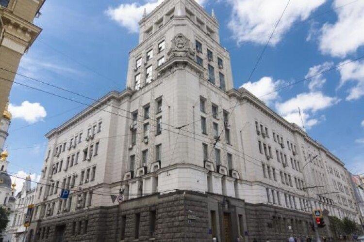 Верховна Рада призначила вибори міського голови Харкова на 31 жовтня