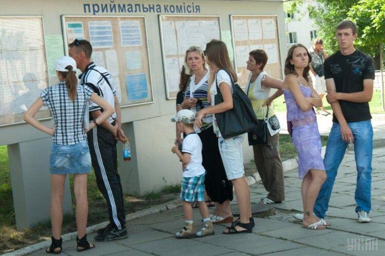 Вступну кампанію до українських вишів перенесли аж на серпень