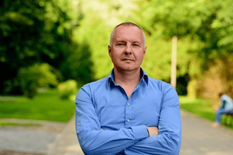«Цей вибір для мене дуже легкий», – захисник ДАПу про вибори мера Луцька (Відео)