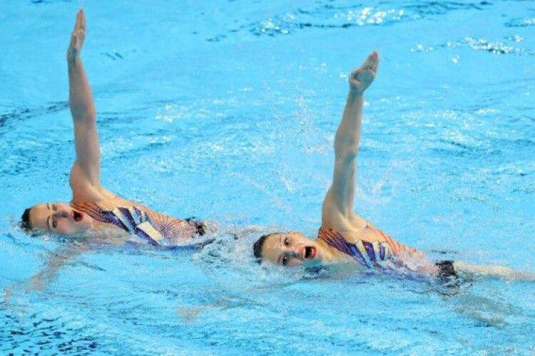 Українські синхроністки стали чемпіонками Європи в довільній програмі