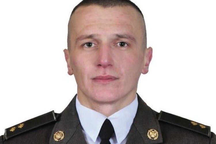 Сьогодні ввечері на Волинь привезуть тіло загиблого Героя з Любомля