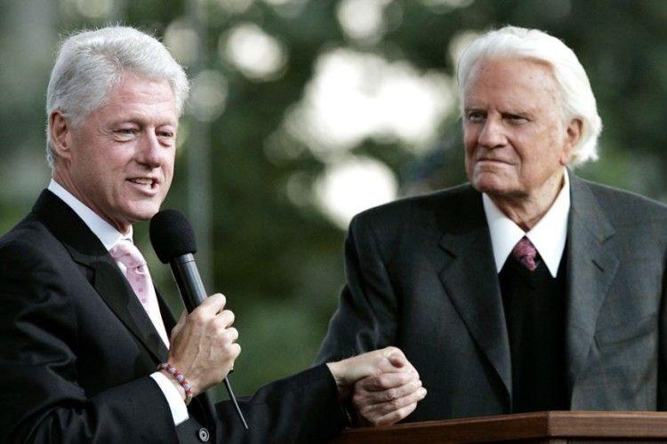 У США помер відомий християнський євангелист Біллі Грем