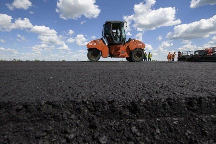 Відремонтували дорогу з Каменя до Видерти (Фото)