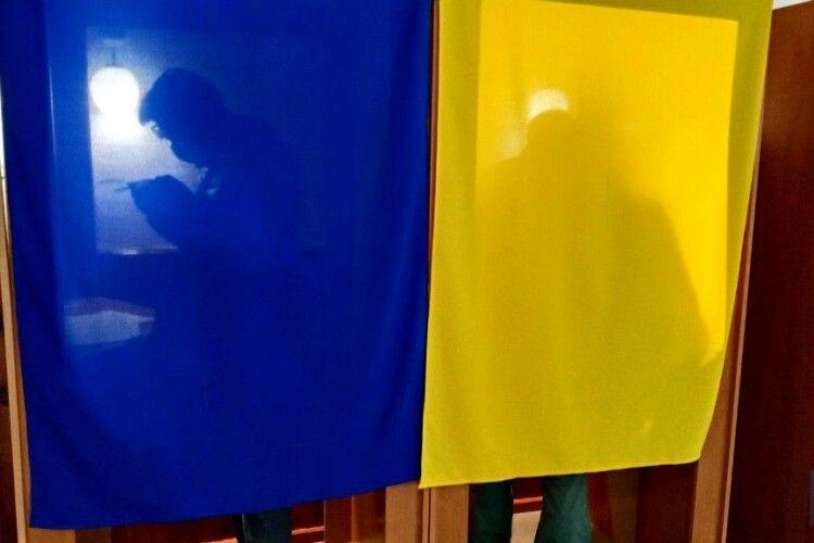 Голосування у Володимирі: виборцям розповіли, як правильно заповнювати бюлетень і не помилитися