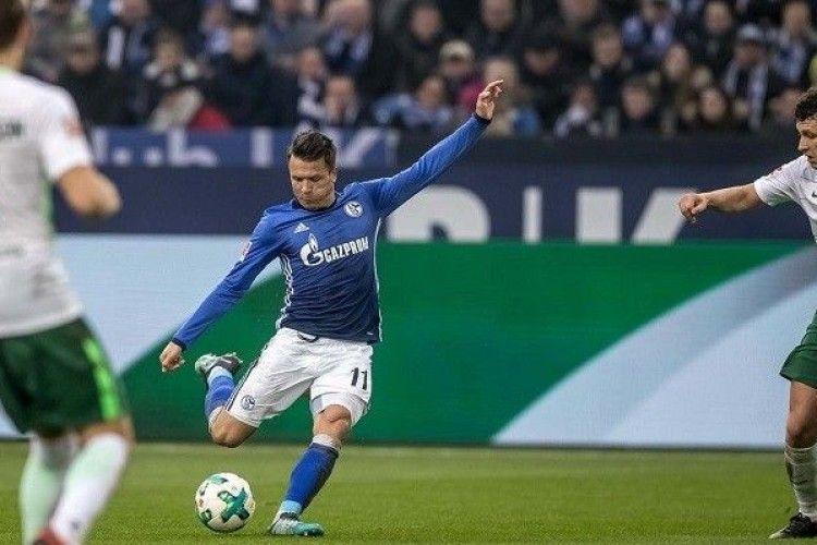 Коноплянка забив у Бундеслізі вперше з серпня минулого року