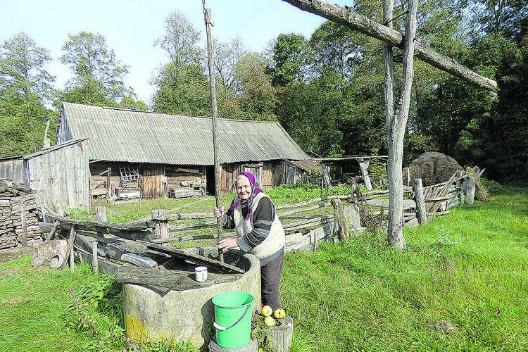 І для білоруської невістки хутір Частий  на Любешівщині став рідним (Фото)