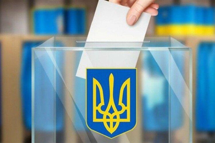 Повторні вибори мера у Луцьку: скільки людей уже проголосували