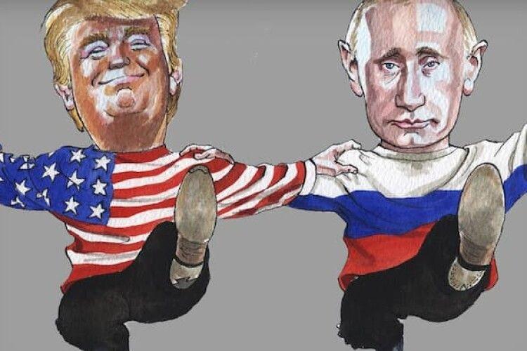 Кремлю був вигідний Трамп, бовін— псих?