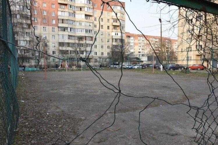 Показали, які будуть нові спортмайданчики в Луцьку (Фото)