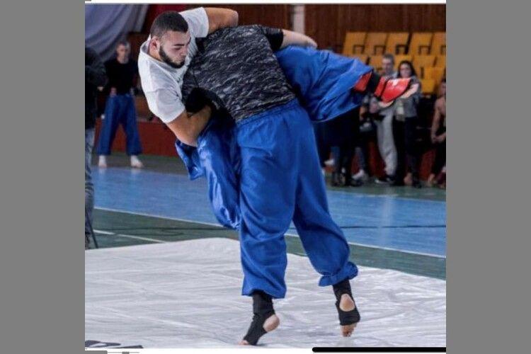 Волиняни перемогли на Кубку України з рукопашу гопак