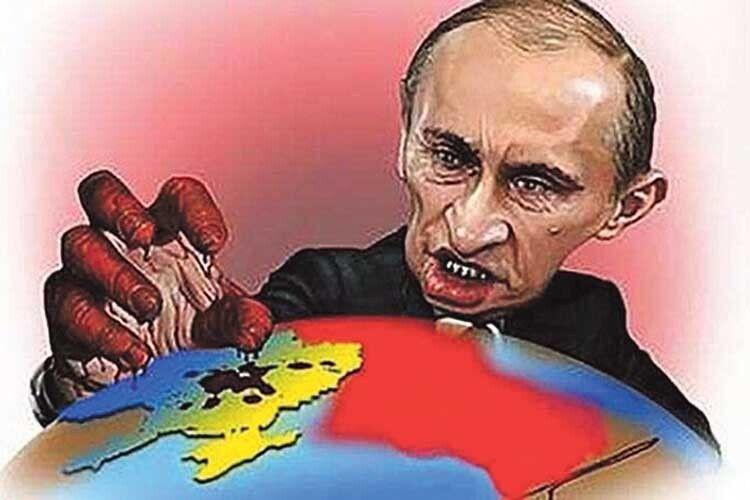 «Путин, приди!» – тепер у нас уже майже на державному рівні