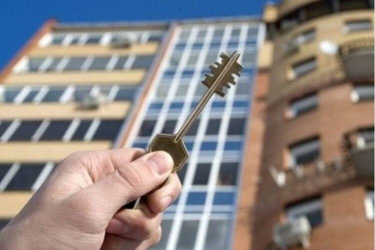 Волинські спортсмени отримають новенькі квартири