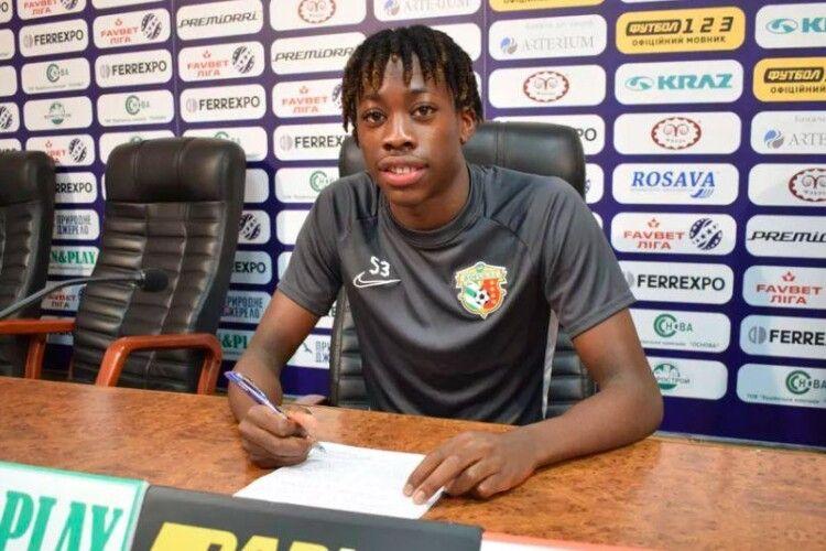 Полтавська «Ворскла» підписала 18-річного іспанського футболіста-блогера (Відео)