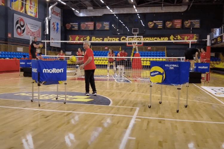 Волейбол: український Прометей сьогодні стартує в Лізі чемпіонів (Анонс, відео)